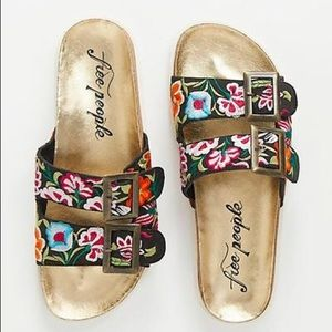 FREE PEOPLE Bali footbed sandal